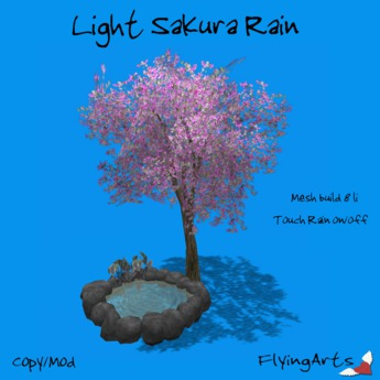 !FA! Light Sakura Rain