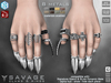 **RE** Savage Claws & Rings Set - Signature Gianni - SLink Dynamic Male