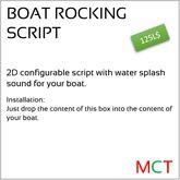 Boat Design boat rocking script