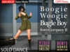 A&M: Boogie Woogie Bugle Boy - solo dance (Bento hands) :: #TAGS - retro, Christina Aguilera, burlesque