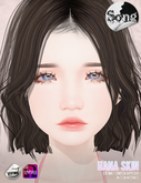 {S0NG} Hana Skin / Pale Tone - Catwa Applier with Omega Body