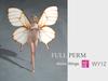 [WY] Full Perm  12 Butterfly Bento Wings