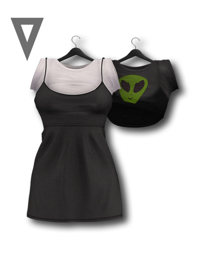 Vinyl - Iha Dress Pak Black
