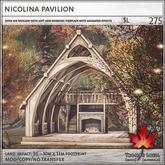 Trompe Loeil - Nicolina Pavilion [mesh]