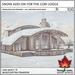 Trompe Loeil - Snow Add-On for the Cobi Lodge [mesh]