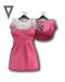 Vinyl - Iha Dress Pak Hot Pink