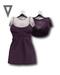Vinyl - Iha Dress Pak Purple