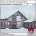 Trompe Loeil - Snow Add-On for the Salinger Barn [mesh]