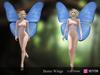 [WY] Full Perm 09 Bento Wings Butterfly Wings