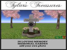 .:TT:. IN LOVING MEMORY MEMORIAL GARDEN box