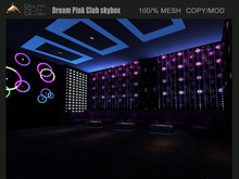 [Dolphin Design] ~Dream PINK club Skybox