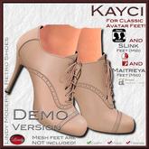 Lindy Kayci Demo