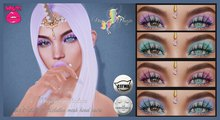 [POUT!] Unicorn Magic Eye Shadow -CATWA & LELUTKA *GIFT*