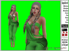 bag Pant Setty St Patrick *Arcane Spellcaster* Ak-Creations