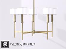 Fancy Decor: Fulton Chandelier