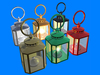 Hand Lanterns, Mesh, Full Light Control