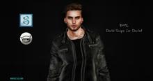 **Masculum** David shape for Daniel Catwa