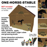 One-Horse-Stable
