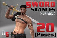 Sword Stance Set (20 Solo)  [Dominion Studios]