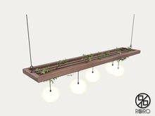 ROIRO - Cafe ceiling light BOXED