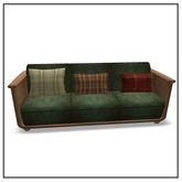 Apres Ski Sofa 2 - Belle Belle Furniture