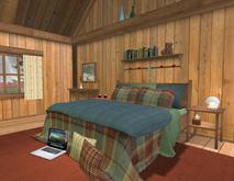 Apres Ski Sno Hut Fully Furnished- Belle Belle Furniture