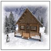 Apres Ski Snow Hut (no furniture/no animations) - Belle Belle Furniture