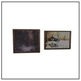 Apres Ski Paintings - Belle Belle Furniture