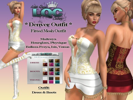 ♕ *LQC* Denver Outfit ♕