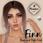 { M a d d o x } Finn Shapes & Style Card