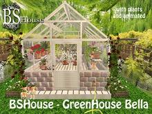 BShouse- GreenHouse Bella FF BOX