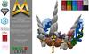 <MK> Merman Crown (Unisex)