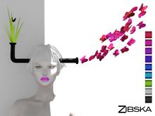 Zibska ~ Process Color Change Headpiece