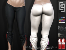 Elven Elder Fit Mesh dance yoga pants v1 with HUD Maitreya Belleza Slink
