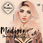 { M a d d o x } Madison Shapes & Style Card