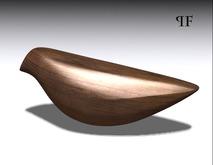 Sculpture 010 - Bird decor