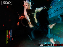 ...::: [ SDP ] Pose Demon Male - 2