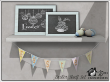 Easter Shelf Set