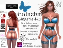 Continuum Natacha Sky Lingerie