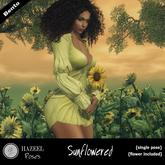 .::Hazeel::. Sunflowered ~Bento Pose