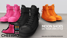 CHEERNO*F/W_18 Moon Shoes v.3[PACK]