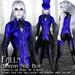 Falln Avaritia Suit Blue