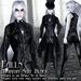 Falln Avaritia Suit Black