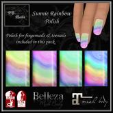 Sunnie Rainbow Polish