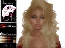 MUNCH-Mistress hair smaller All Tones  wave hot-Maitreya-LOGO