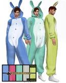 XK Bunny Suit