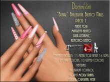 "[Dreamlight] ""Blair"" Ballerina Bento Nails (Pack 1)"