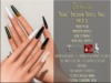 "[Dreamlight] ""Blair"" Ballerina Bento Nails (Pack 2)"