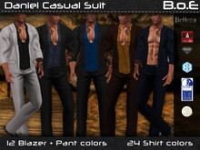 B.o.E - Daniel Suit