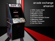 [AMG] Arcade Exchange - Arkanoid